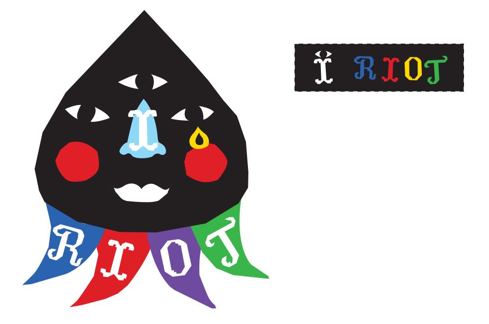 i riot logo